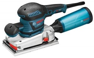 Bosch OS50VC 120-Volt 3.4-Amp Variable Speed 12-Sheet Orbital Finishing Sander with Vibration Control