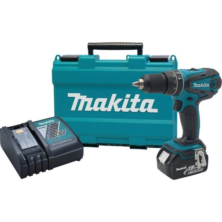 Makita XPH012 LXT Lithium-Ion 12-Inch Hammer Driver-Drill Kit