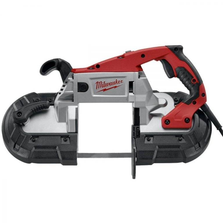 Milwaukee 6238-20 ACDC Deep Cut 11-amp Portable Two-Speed Band Saw