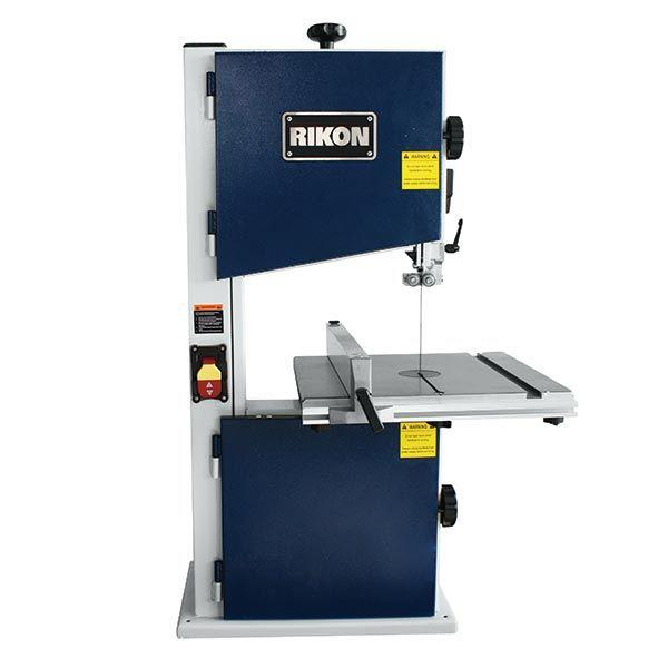 Rikon 10-305 10-inch Band Saw with Fence
