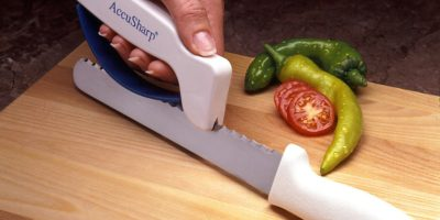 AccuSharp 001 Knife Sharpener Review