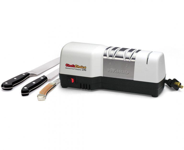 Chef's Choice 270 Knife Sharpener Review