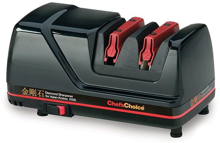 Chef's Choice 315S Electric Knife Sharpener Review