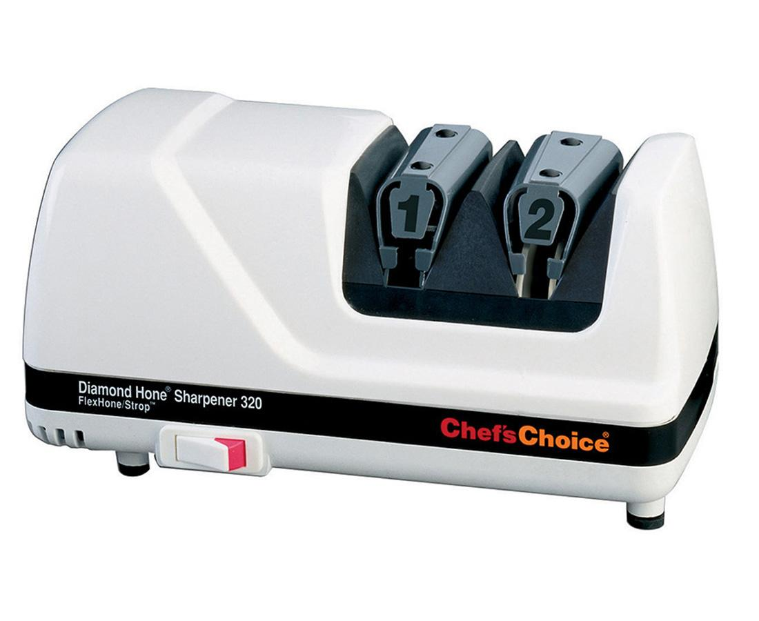 Chef's Choice 320 Diamond knife Sharpener Review