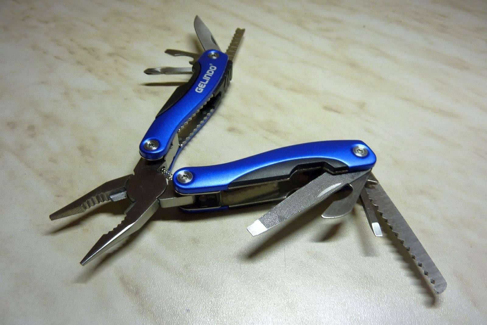 Gelindo Premium Pocket Multi-tool