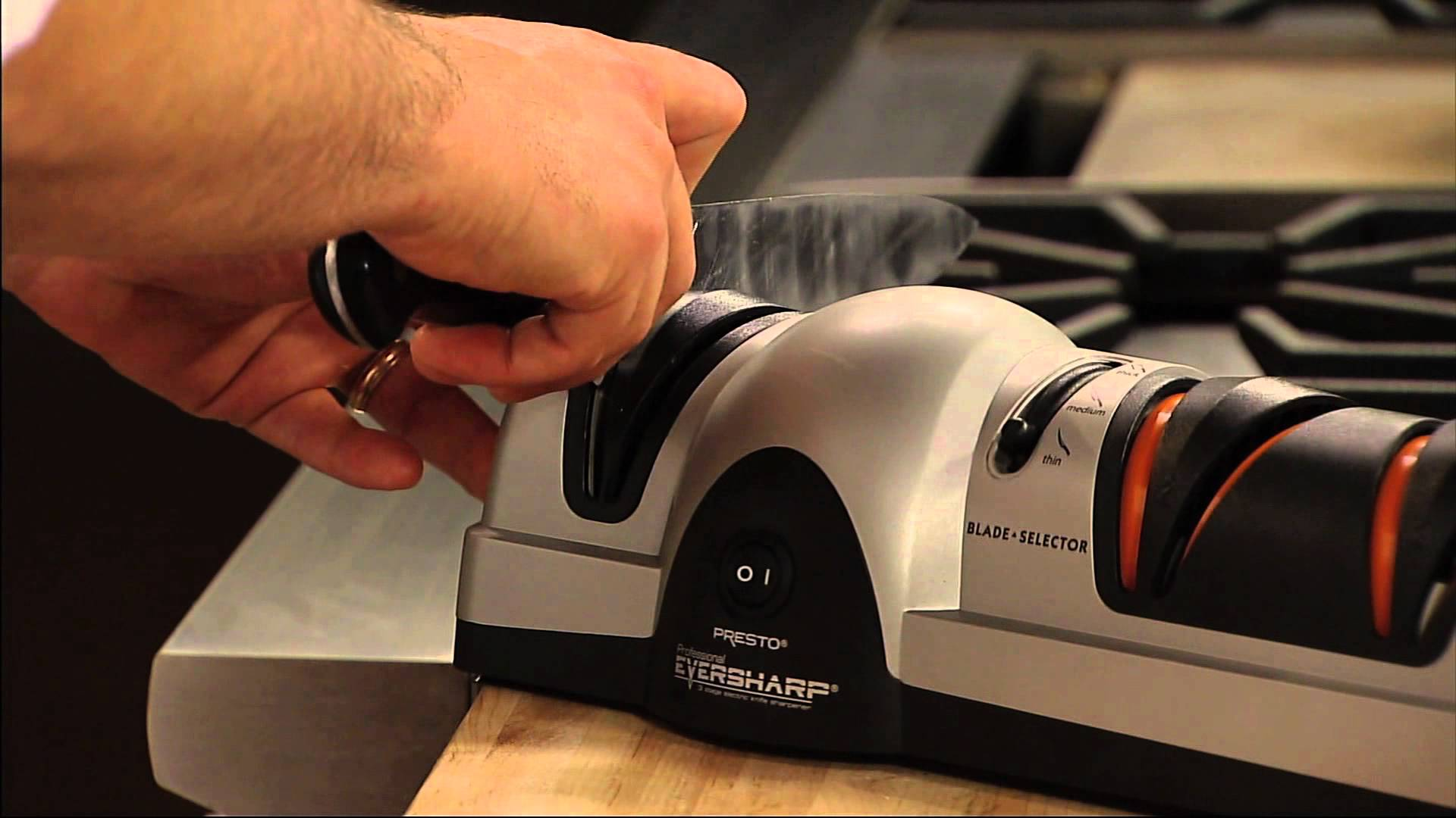 Presto 08800 EverSharp Electric Knife Sharpener Review