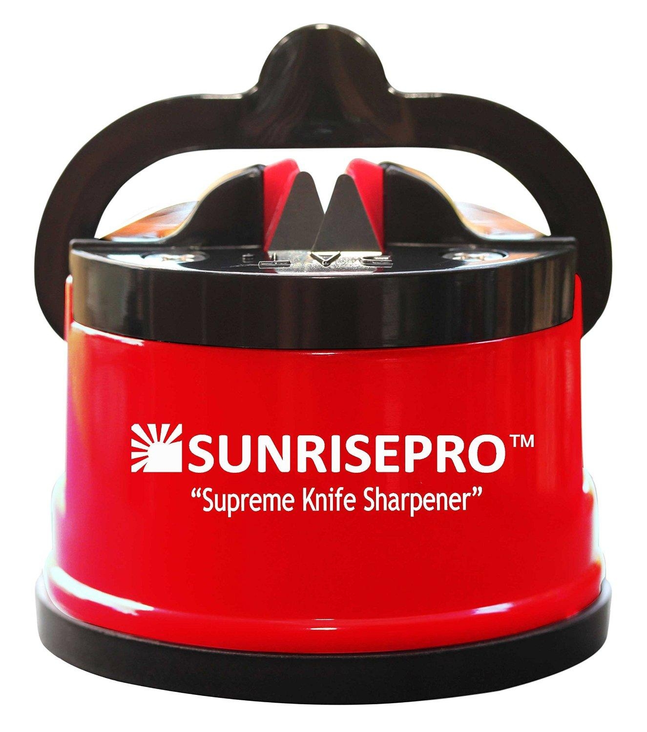 SunrisePro Knife Sharpener Review