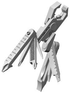Swiss+Tech ST53100 Micro-Max 19-In-1 Key Ring Multi-Function Pocket Tool Review