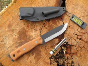 TOPS Brothers Of Bushcraft Knife Review