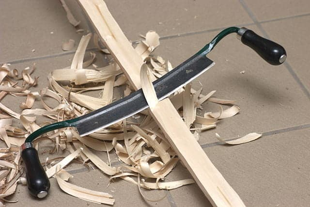 Working with Drawknife